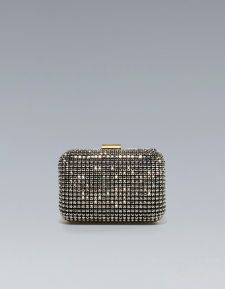 JEWELLED PARTY BOX BAG