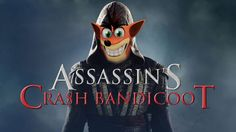 Assassin's Crash Bandicoot     Assassin's Crash Bandicoot   1:02           Using a revolutionary technology that unlocks his genetic memories, Michael Fassbender discovers that the fate of the world may be in the hands of Crash Bandicoot. (An Assassin's Creed/Crash Bandicoot Mashup)          Submitted by:   Funny Or Die            Regular          Keywords:  Assassin's Crash Bandicoot   Assassin's Creed   Crash Bandicoot   Mashup   Trailer   Fake Trailer   Parody           View..