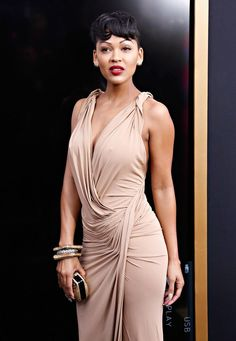 Meagan Good is fine Megan Good, Black Celebrities, Celebs, Beautiful Black Women, Beautiful People, Beautiful Dolls, Black Girls Rock, African American Women, Celebrity Style