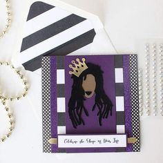 #dope #locqueen #locs #greetingcards #crafts #papercrafts #paperlove Diy Paper, Paper Crafts, Custom Greeting Cards, Locs, Wall Decor, Invitations, Shapes, Create, Instagram Posts
