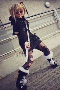 Roxy Richter Cosplay