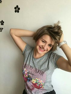 #smile #haircut