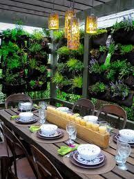 Vertical Garden - Outdoor Living | Jamie Durie Design- for backyard near fireplace