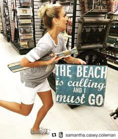 Gotta go buy this sign then head to the beach! Find in-stores and online Road Brands
