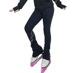 Victoria's Challenge Spiral Twist Ice Figure Skating Pants VCSP39