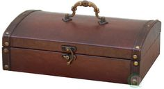 Quickway Imports Small Vintage Style Leather Treasure Chest https://api.shopstyle.com/action/apiVisitRetailer?id=617399636&pid=uid8100-34415590-43