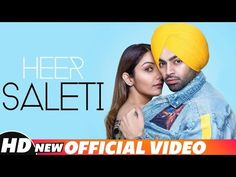 Heer Saleti Lyrics - Jordan Sandhu & featuring Sonia Maan: This Latest Punjabi Song is sung by Jordan Sandhu & Sonia Maan. Music composed by The Boss, while it's written by Bunty Bains. This music video is directed by Sukh Sanghera Latest Bollywood Movies, Hindi Video, Song Hindi, Audio Songs, Mp3 Song Download, Romantic Songs, Web Series, News Songs, Song Lyrics