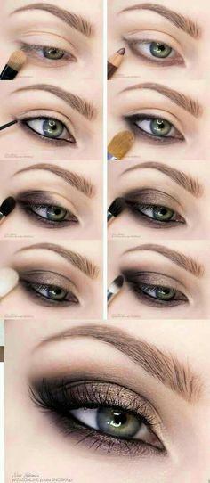 After ages of just looking at makeup, I had a formal event, and noticed that the eyeliner on your waterline will vanish after five to ten minutes. Heads up- it's a waste of makeup, go in your eyelash-line. It'll make your eyes look bigger too.