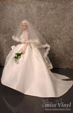 BARBIE - Collector Barbie - BFMC Grace Kelly Bride