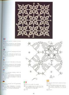 Уникальная книга по вязанию из серии DMC. Creations Crochet D'or.. Обсуждение на LiveInternet - Российский Сервис Онлайн-Дневников