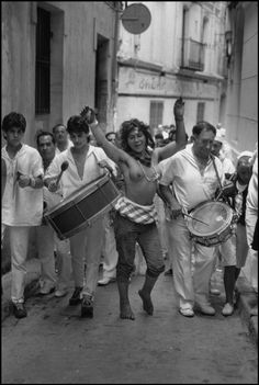 Cristina Garcia Rodero SPAIN. Teruel. 1987. A festival for Suzanne. Via Magnum Photos