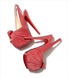 High Heat: Christian Louboutin wow perfect for spring!
