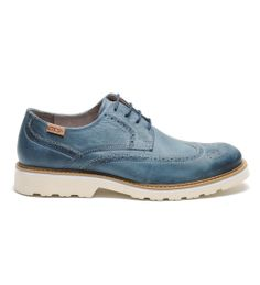 Glasgow Wing Tip - Jeans - New Arrivals - Featured - Men's