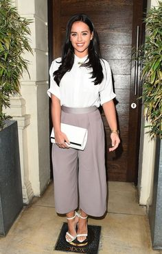 Georgia May Foote..... - Celebrity Fashion Trends
