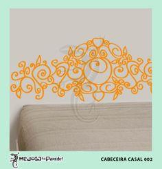 Cabeceira Casal 002 http://mejoganaparede.com.br/index.php/cabeceiras-cama-box