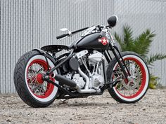 Custom+Bobber+Motorcycles | There's always one that's here to screw up the program.: Bobbers...