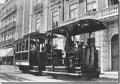 O Elevador Estrela em 1913