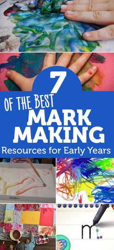 7 Of The Best Mark Making Resources For Early Years Foundation Stage, Eyfs, Mark Making, Pre School, Activities, Children, Ideas, Young Children, Boys