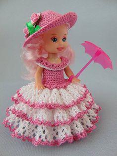 Örgü Minyatür Elbise Modelleri | Harika Hobi SitesiHarika Hobi Sitesi
