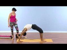 Jivamukti Practice: Heart Opening in Backbends Kundalini Yoga, Yoga Meditation, Yoga International, Yoga Videos, Sporty, Running, Heart, Fitness, Youtube
