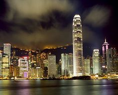 To Edwin G. Enjoy the sights and sounds of Hong Kong with round trip first class airfare $10,999 nonstop