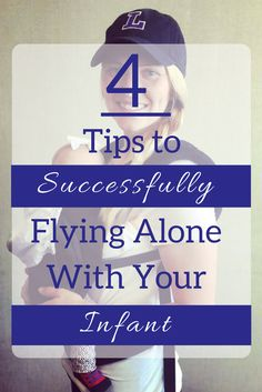 Tips to flying alone with your baby | successfully travel with baby | Mother Tucker