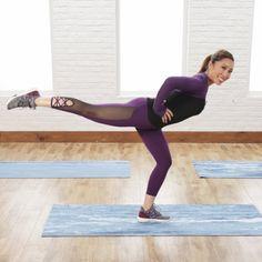 Standing Pilates 10-Minute Butt Workout   Video