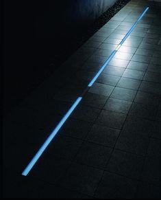 Outdoor Linear Light Inground Recessed