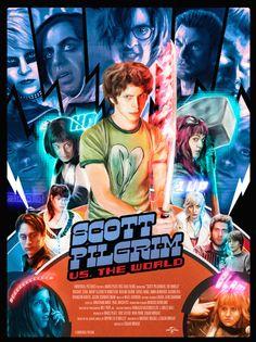 Scott Pilgrim vs. The World by Rich Davies