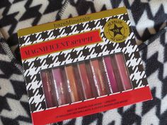 Review: bareMinerals Magnificent seven (Best of Marvelous Moxie™ Lipgloss set) Prime Beauty Blog