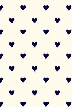 Cute heart iPhone wallpaper