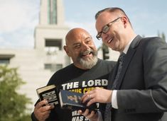 How a Mormon and Conference Protester Became Friends This is a great article…we can be friends with anybody