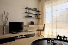 Living Room - modern - living room - Indoor Furniture