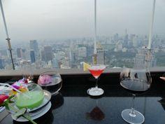 Moon bar Banyan Tree // Bangkok