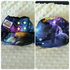 Honeybuns: xs galaxy with yellow snaps