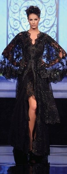 Randa Salamoun: Couture Fall/Winter 2009/2010