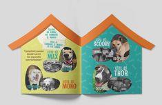 Brochure para fundación de animales.
