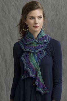 NobleKnits.com - TSC ArtYarns Corona Scarf/Shawl Knitting Kit, $54.00 (http://www.nobleknits.com/tsc-artyarns-corona-scarf-shawl-knitting-kit/)