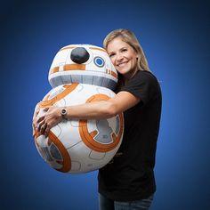 Il vous faut cette peluche BB-8