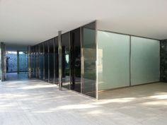 #mies #barcelona #pavillion