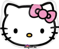 Hello Kitty Head 18