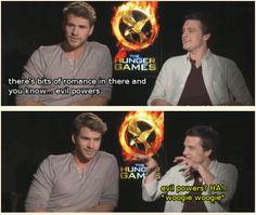 One of the many reasons I love Josh.