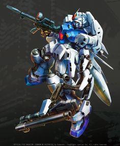 Amazing Gundam Arts - Images by oga_mecha-pix / Kodansha - Gundam Kits Collection News and Reviews