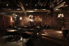 Sagamor lounge bar & restaurant by Andrea Langhi, Bergamo – Italy » Retail Design Blog