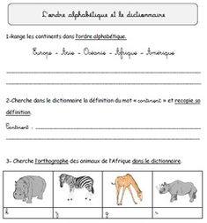 Projet : les 5 continents - La caverne de Tinkerbel Les Continents, Grande Section, French Language, Languages, Projects