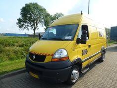 Van RENAULT Closed Van MASTER PRO T35