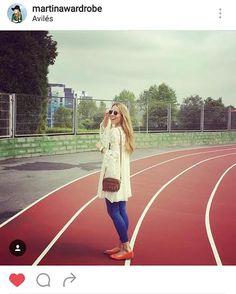 La blogger Martinas Wardrobe con nuestro modelo PAPAYA de Bypeppas. http://bypeppas.es/tienda/b-papaya/ #bailarina #zapatoplano #madeinspain #tendencias #lookverano #zapatosverano