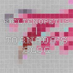 Tornada's Blog; PEDANETIN käytöstä Blog, Ipad, Blogging