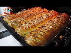 Rețetă de pâine cu carne! Așa delicios! Îți vei aminti această rețetă când vine vorba de carne. - YouTube Carne, Empanadas, Best Meat, Bread Recipes, Fun Recipes, C'est Bon, Hot Dog Buns, Indian Food Recipes, Food Videos