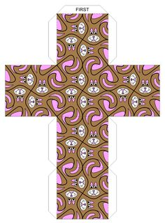 Tesselated cube
